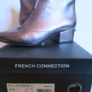 French Connection Shoes - Women's French Connection Robrey Bootie - Size 8